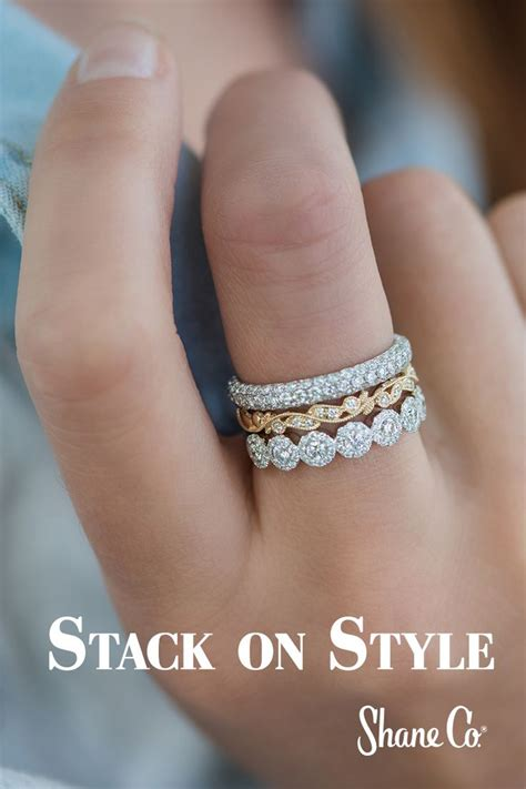 Wedding Bands Bc by Best 25 Stacked Wedding Bands Ideas On