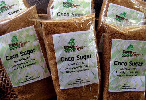 coco sugar turning boholano coco sugar