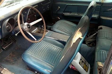 1967 Firebird Interior by Barn Find Buys Pontiac Firebird 400 With A Few Camaro