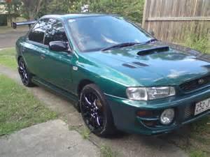 Subaru Impreza Wrx Gc8 1998 Subaru Impreza Wrx Gc8 Boostcruising