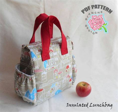 Lunch Bag Handmade best 20 lunch bags ideas on small lunch bags