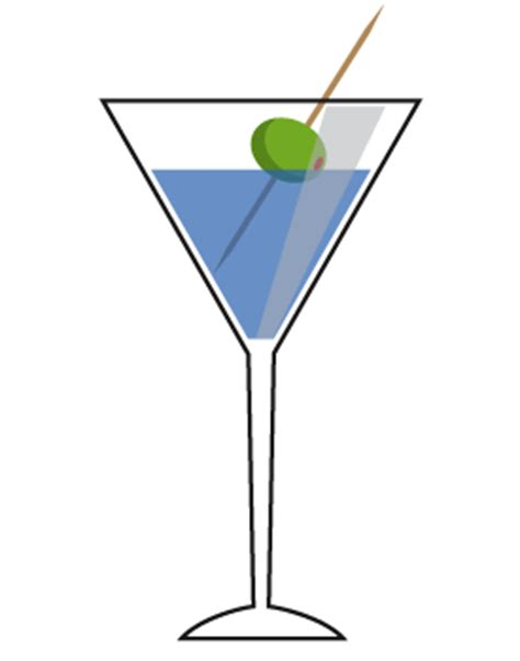 martini cartoon clip art free martini glass clip art pictures clipartix