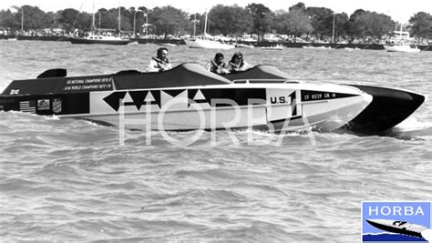historic offshore race boat association betty cook - World Cat Boats Careers