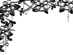 flower page border free download clip art free clip