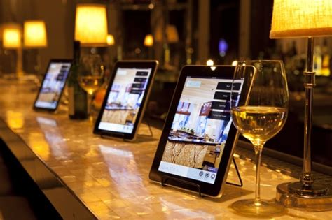 theme hotel for ipad the technology trend in hotels hotel blog by cosmores