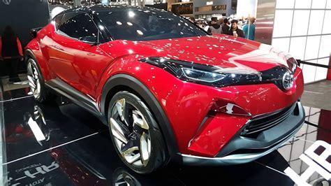 Toyota Chr 2020 by 2016 New York International Auto Show 2020 Toyota C