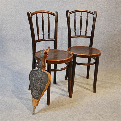 antique thonet bentwood rocker c1904 thonet bentwood pair of kitchen dining cafe chairs