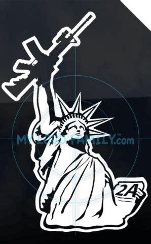 amendment decals  images statue  liberty