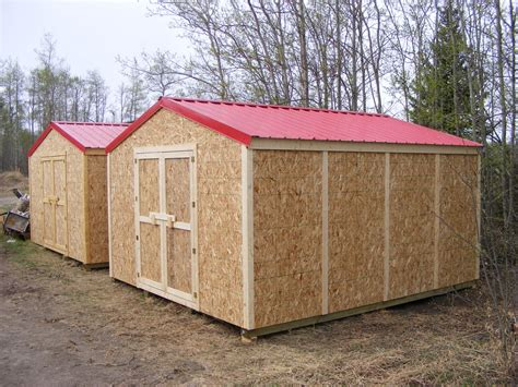 Storage Sheds Prices by Storage Sheds Garages Prices Northern Storage Sheds