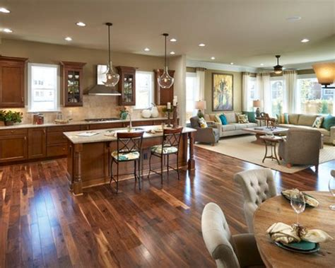 open concept home decorating ideas open concept houzz