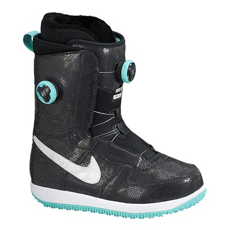 womans snowboarding boots nike sb zoom 1 boa snowboard boots s 2015 evo