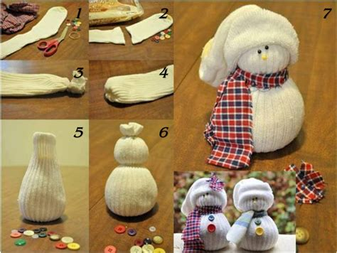 snowman crafts for to make now you can pin it sock snowman