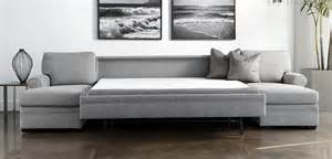 Sleeper Sofa Sectionals Sectional Sleeper Sofa Comfort Sleeper American Leather
