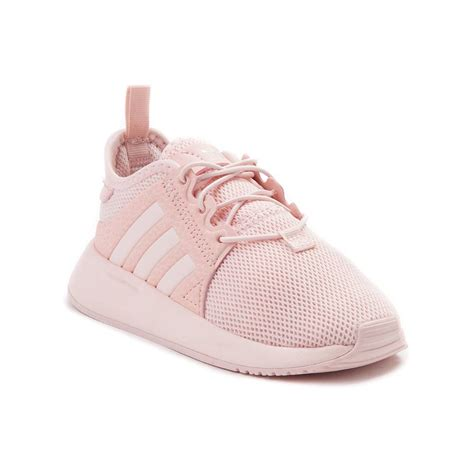 light pink baby shoes adidas x plr athletic shoe pink 99436324