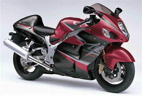 Fastest Suzuki Sports World Top 10 Fastest Bikes 2010