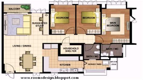5 room floor plan hdb floor plan 5 room