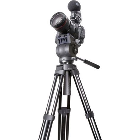 Tripod Libec Th 650hd libec th x entry level tripod and hfmp free monopod