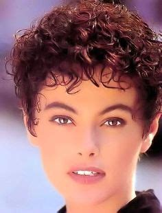 tight perms for short hair tight curly perm for short hair today pinterest