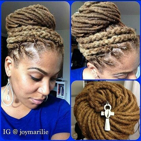 keratin perm with sisterlocks 7722 best hairspiration images on pinterest natural