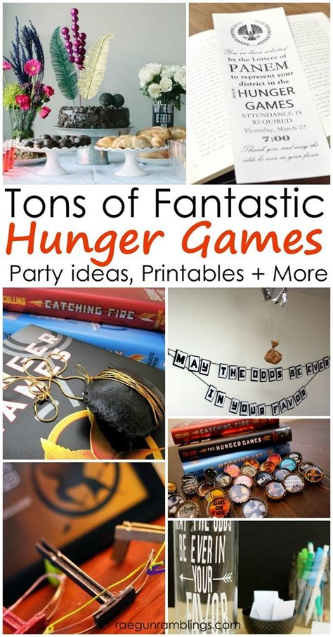 25 best ideas about hunger games party on pinterest