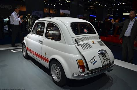 Abarth 595 Ss Frankfurt Motor Show Fiat Abarth 595 Ss 2 Ran When Parked