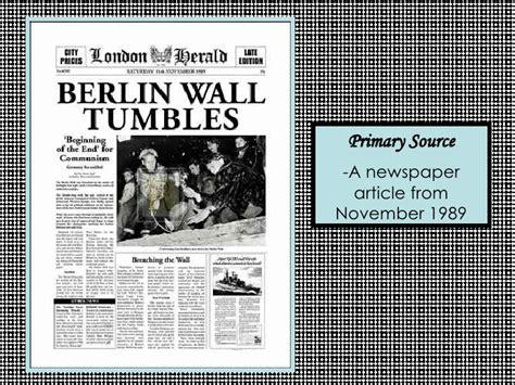 berlin wall newspaper the berlin wall