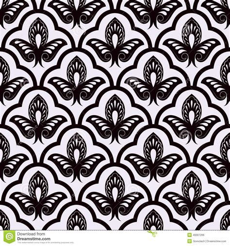 vector pattern luxury vector seamless luxury pattern stock illustration image