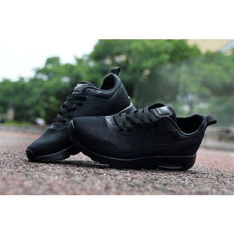 all black nike shoes for nike air max tavas all black shoes for collection