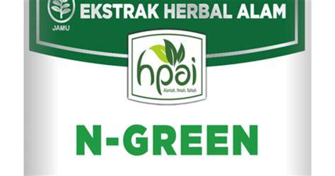 obat herbal manjur khasiat  manfaat sinergi klorofil