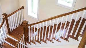 Stair Railing Indoor by How To Refinish Indoor Stair Railings Angies List