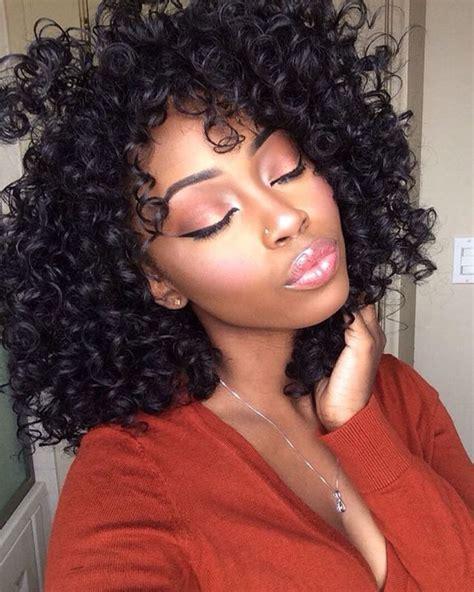 bomb curls http community blackhairinformation com best 25 black girls hairstyles ideas on pinterest
