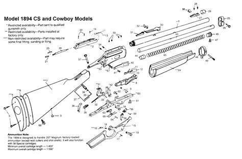 marlin glenfield model 60 parts diagram marlin model 60 parts schematic