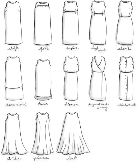 pattern types clothing 41 insanely helpful style charts every woman needs right