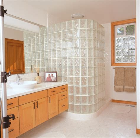 dusche glasbausteine glasbausteine f 252 r dusche 44 prima bilder archzine net