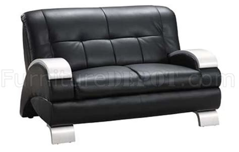 Gfs 505 Silver two tone black silver stylish contemporary living room