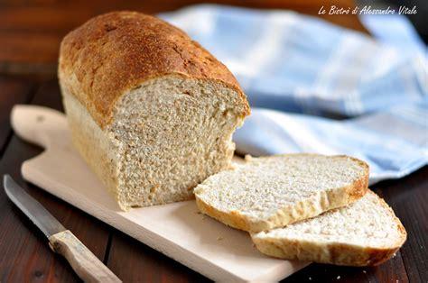 pane in cassetta fatto in casa pane in cassetta integrale