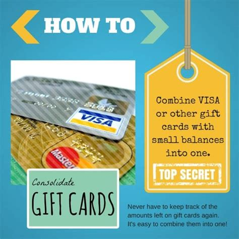 how to combine gift cards into one gift card consolidation - Combine American Express Gift Cards