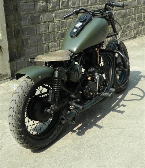 Boxer Modify Bike Pic by Bajaj Avenger Handle Modified Www Imgkid The Image