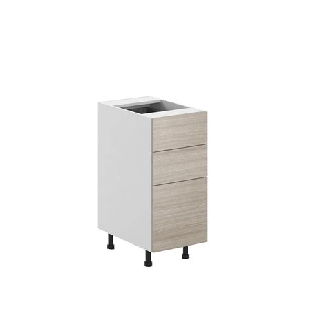 3 drawer base cabinet white closetmaid dimensions 3 drawer laminate base cabinet in