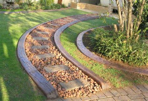 Creative Garden Edging Ideas Garden Edging Design Ideas Get Inspired By Photos Of