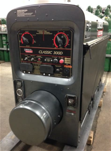 lincoln 300d welder 2004 lincoln classic 300d used welders and new welders