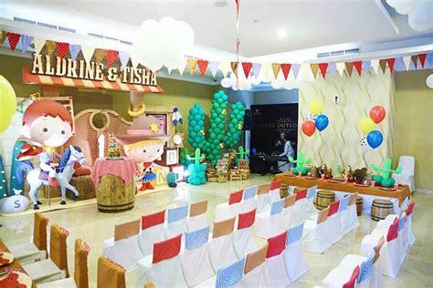 imagenes decoracion fiestas infantiles vaqueras fiesta tem 225 tica de vaqueros para ni 241 os fiestas y cumples
