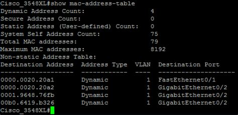 Cisco Mac Address Lookup Cisco Show Arp Table Command Images