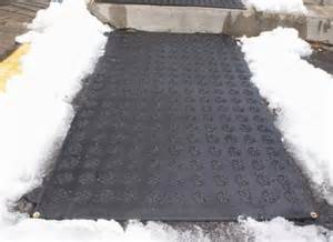snow melting mats archives mor electric heating s