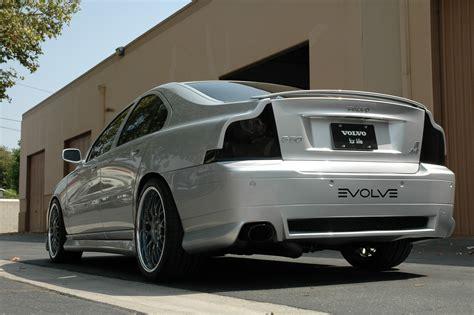 elevate volvo sr aerodynamic sport rear bumper elevate cars