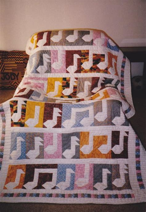 quilt pattern music notes 7 rockin quilts for music lovers