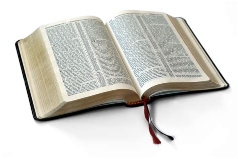 picture of bible book open book