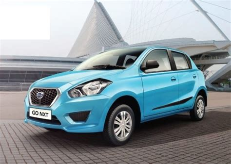datsun go cc datsun go may get 1 0 litre engine from upcoming renault