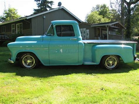 buy new 1956 chevy custom show truck bed