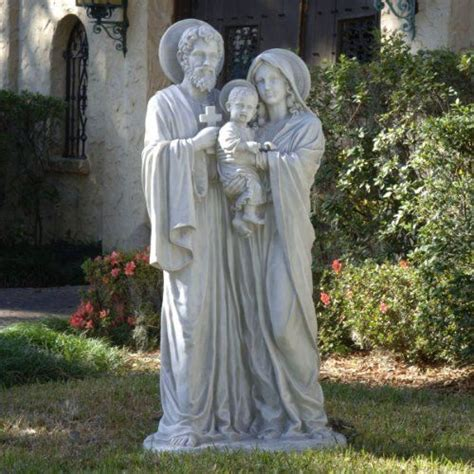 58 5 religious catholic outdoor garden statue jesus mary